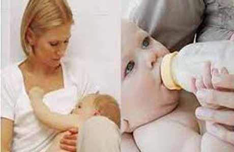 memilih Menyusui atau Susu Formula?