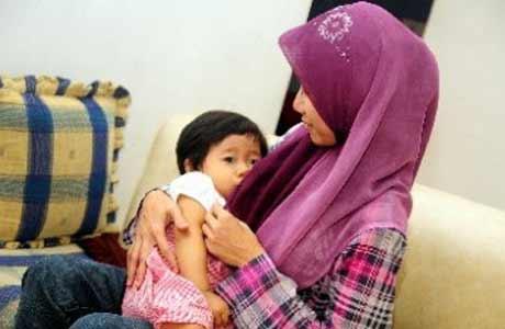 Perlukah ibu yang ingin menyusui bayi melakukan persiapan mental dan fisik?