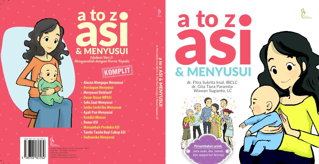 Buku A to Z ASI & Menyusui