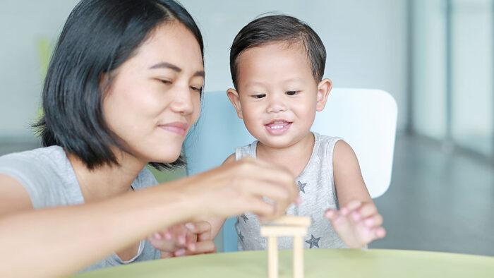 Menyusui dan Perkembangan Otak Bayi