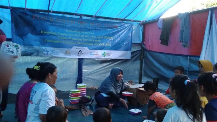 Pos Ramah Ibu dan Anak: Ikhtiar Untuk Melindungi Serta Membantu Ibu dan Anak Dalam Situasi Darurat